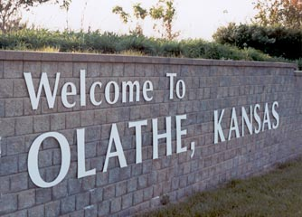 Welcome To Olathe, Kansas